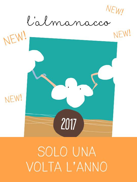 Calendario 2017 Mela e Carota