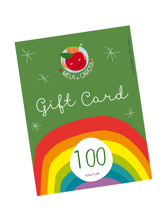 gift card : mela e carota