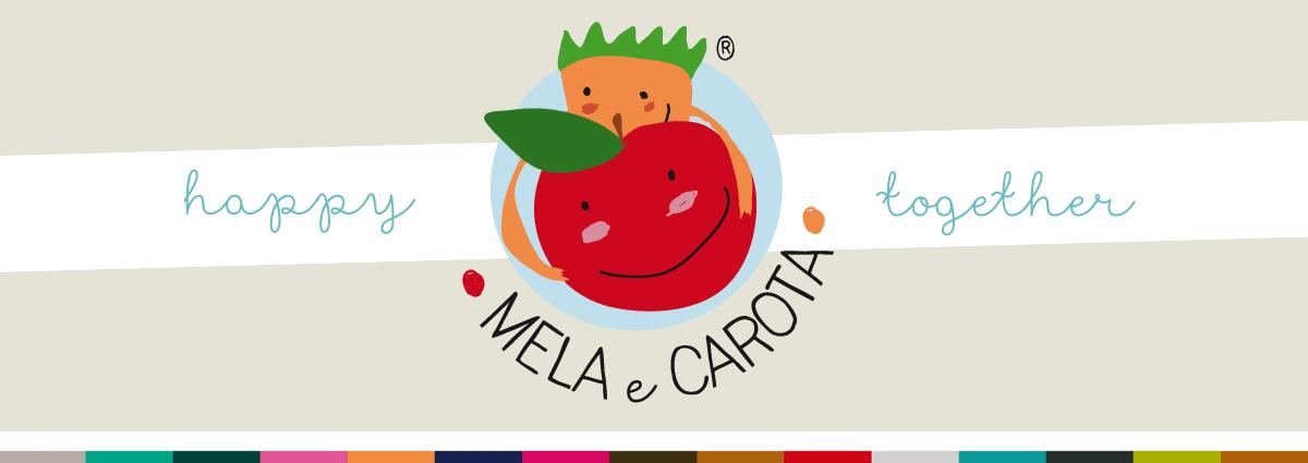 mela e carota